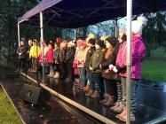 10.11.2017 - Svatomartinský lampiónový průvod